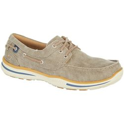 Skechers Mens Relaxed Fit Horizon Boat Shoes