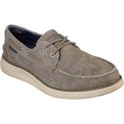 Skechers Mens Lorano Boat Shoes