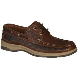 Reel Legends Mens Navigator II Boat Shoes