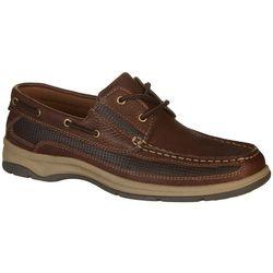 Reel Legends Mens Navigator II Boat Shoes