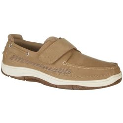 Boca Classics Mens Harbor Boat Shoes