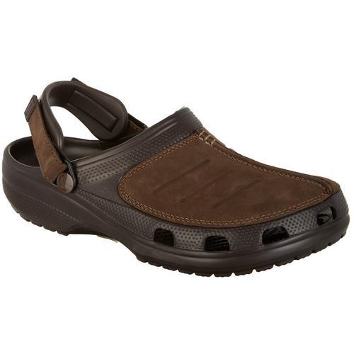 688c3695b5a26c Crocs Mens Yukon Mesa Clogs