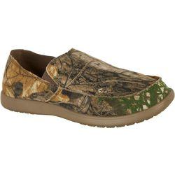 Crocs Mens SantaCruz RealtreeEdge SlipOn