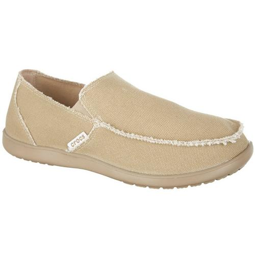 8022f8caeeb Crocs Mens Santa Cruz Loafers