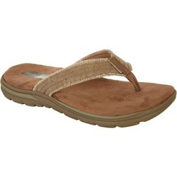Skechers Mens Supreme Bosnia Thong Sandals