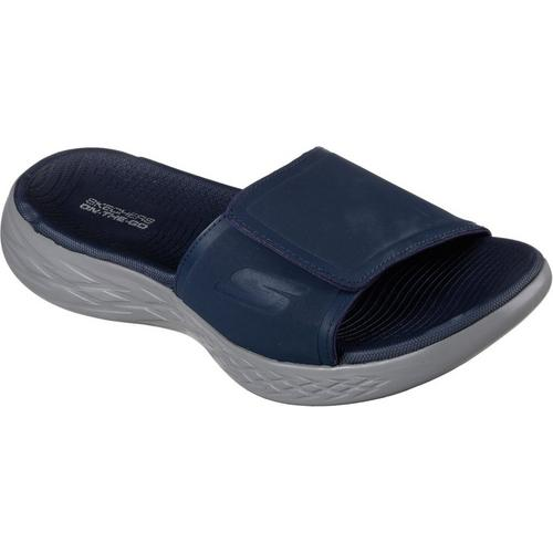 017aed5221d1 Skechers Mens On The GO 600 Regal Slide Sandals