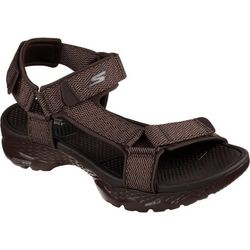Skechers Mens GOwalk Outdoors Nature Sandals