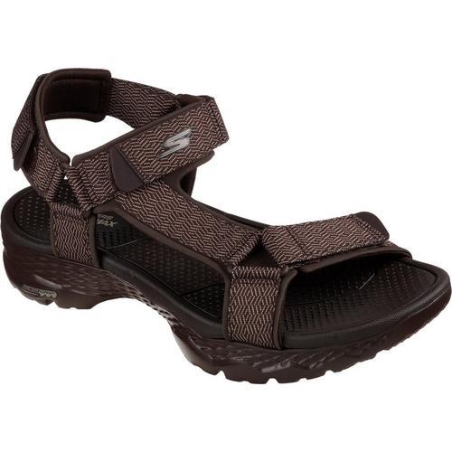 2507baf317f1ee Skechers Mens GOwalk Outdoors Nature Sandals