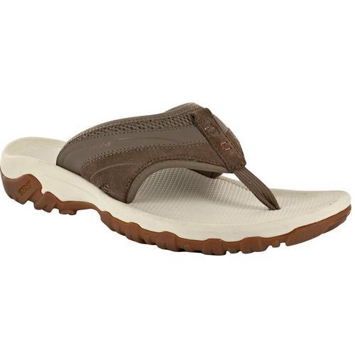timeless design 5db2d a8a71 Teva Mens Pajaro Flip Flop Sandals