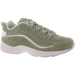Easy Spirit Womens Romy Suede Walking Shoes