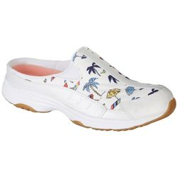 Easy Spirit Womens Traveltime 297 Athletic Mules