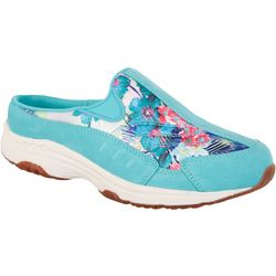 Easy Spirit Womens Traveltime 245 Athletic Mules