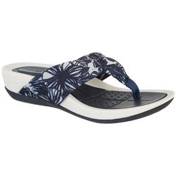 Easy Spirit Womens Beachy Thong Sandals