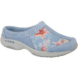 Easy Spirit Womens Travelport 45 Athletic Mules