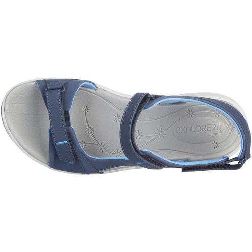 ca05bce21e0 Easy Spirit Womens Explore 24 Eginta Sandals
