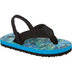 Reel Legends Toddler Boys Wade Flip Flops