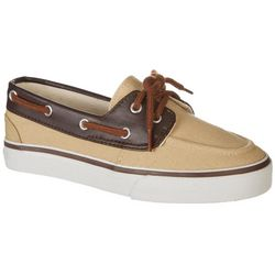 Legendary Laces Boys Max Boat Shoes