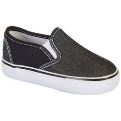 Legendary Laces Toddler Boys Cooper Loafers