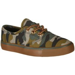 Legendary Laces Liam Camo Casual Sneakers