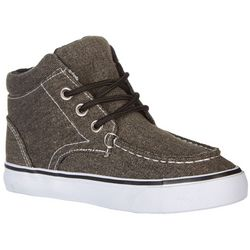 Legendary Laces Boys Parker High Top Sneakers