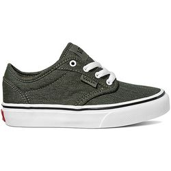 Vans Boys Atwood Grey Skate Shoes
