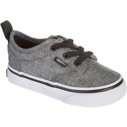 Vans Toddler Boys Atwood V Slip-On Shoes