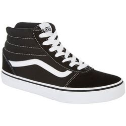 Vans Boys Ward High Top Shoes