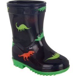 Carters Boys Diesel 2 Rain Boots