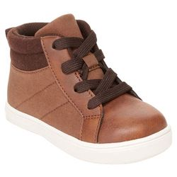 Carters Toddler Boys Spade High Top Shoes