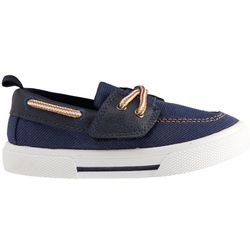 Carters Toddler Boys Cosmo 6 Canvas Boat Shoes
