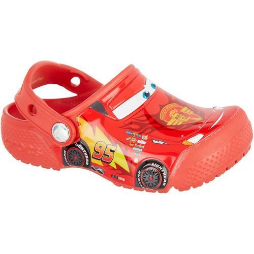1193054c6fdd59 Crocs Toddler Boys Disney Cars Clogs
