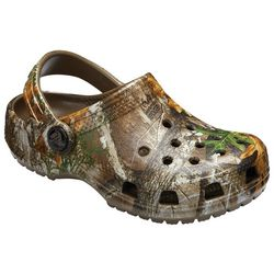 Crocs Toddler Boys Realtree Edge Clogs