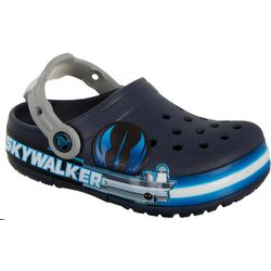 Crocs Little Boys Luke Skywalker Clogs