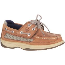 Sperry Toddler Boys Halyard H & L Lace Boat Shoes