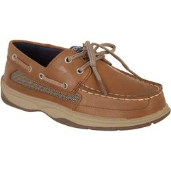 Sperry Boys Whitecap Boat Shoes