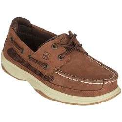 Sperry Boys Lanyard Boat Shoes