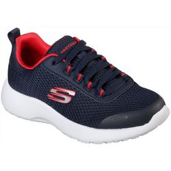 Skechers Boys Dynamight Turbo Dash Athletic Shoes