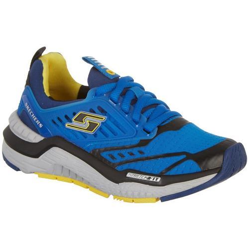 1b2b580f8898 Skechers Boys Hyperjolt Athletic Shoes