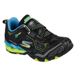 Skechers Boys Hydro Static-Geo Pulse Athletic Shoes