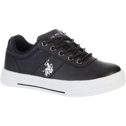 US POLO Little Boys Helm Casual Sneakers