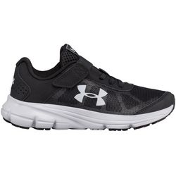 Under Armour Boys Rave 2 Self-Adhesive Strap Athletic Shoes