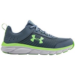 Under Armour Boys Assert 8 Lace Up Athletic Shoes