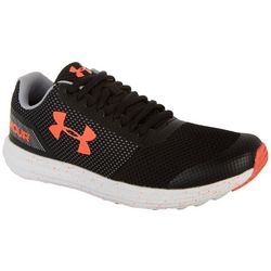 Under Armour Boys Surge Splatter Athletic Shoes