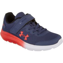 Under Armour Little Boys Surge 2 AC Athletic Shoe