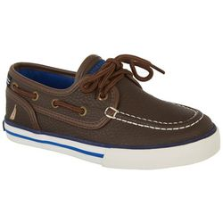 Nautica Boys Spinnaker Boat Shoes