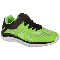 Fila Boys Fraction 3 Athletic Shoes