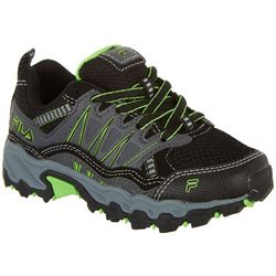 Fila Boys At Peake 21 Trail Running Shoes
