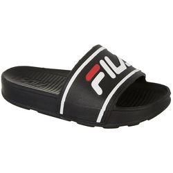 Fila Boys Sleek Slide Sandals