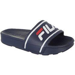 Fila Boys Sleek Slide Sandals
