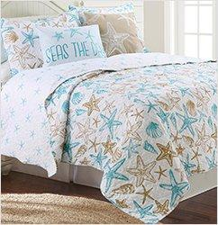 Coastal Bedding